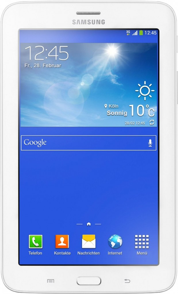 #Samsung Galaxy Tab 3 7.0 Lite 17,8 cm 7 Pollici Tablet-PC ...